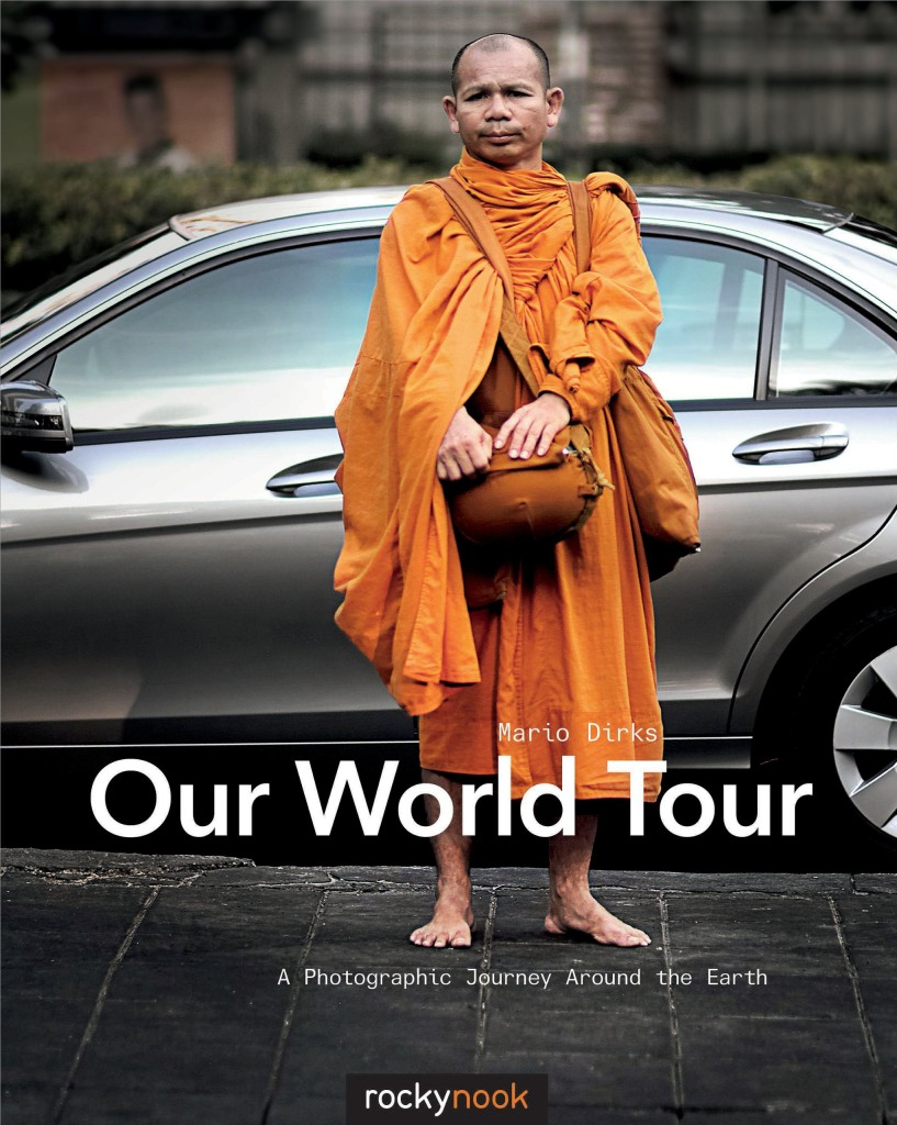 Cover Our World Tour Englisch