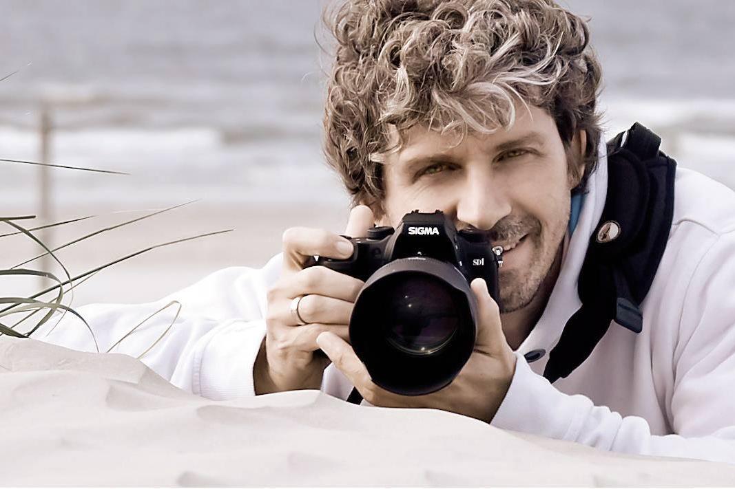 Fotograf und Dozent Mario Dirks