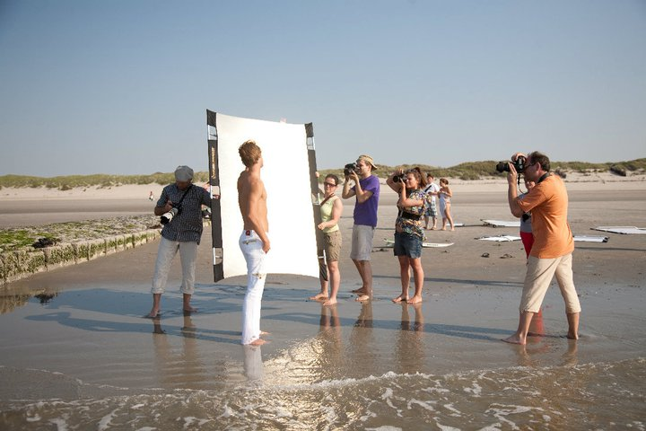 Portrait Workshop Norderney Mario Dirks 2