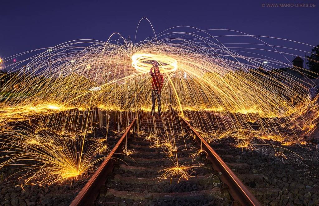 Lichtmalerei 1 © www.mario-dirks.de
