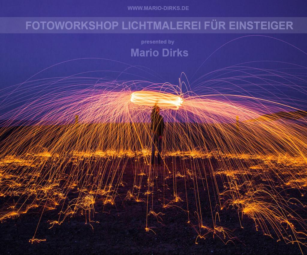 Lichtmalerei Karussell Text © www.mario-dirks.de
