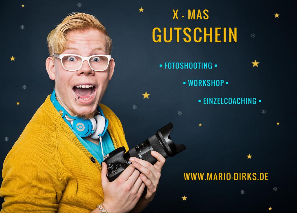 X-Mas Gutschein