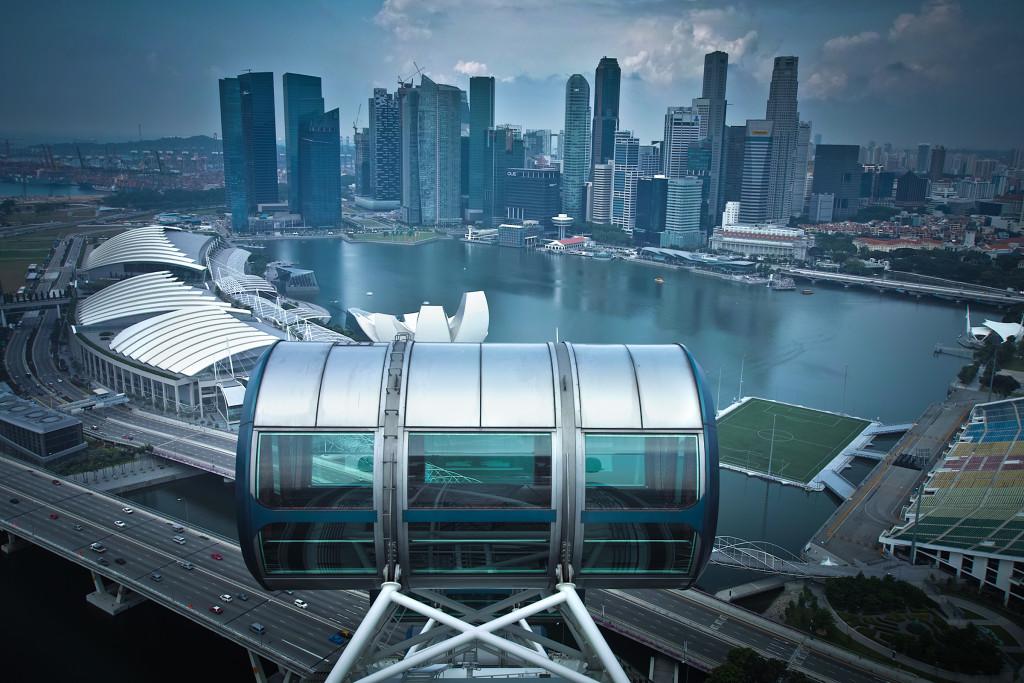 Singapur_Riesenrad