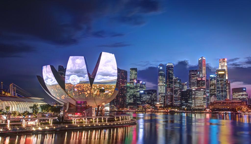 Singapur_Skyline_HDR