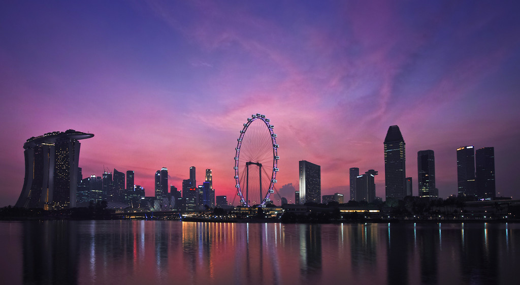 Singapur_Sunset_Skyline