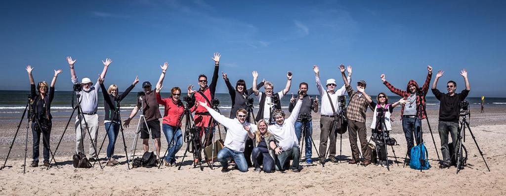 Gruppenfoto Norderney