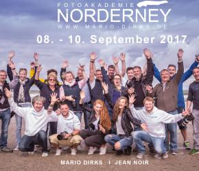 Workshop Norderney Dirks Noir 2017