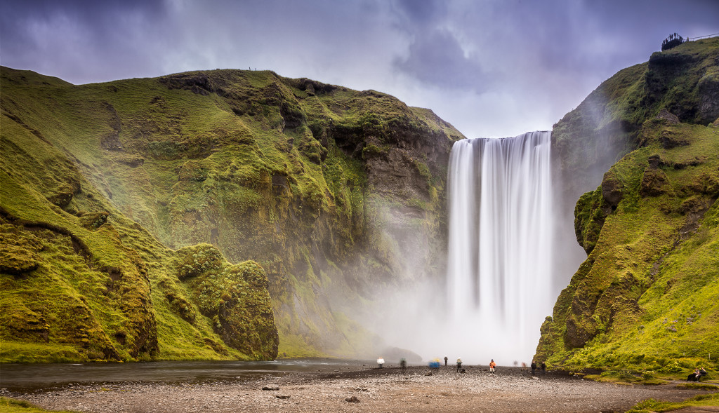 Wasserfall Island © Mario Dirks _Q7A9661-