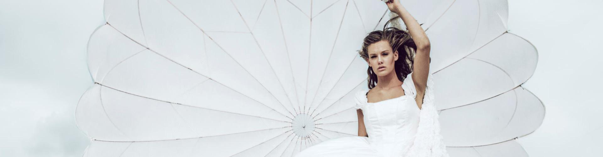 Kira Fallschirm © Karsten Vogel