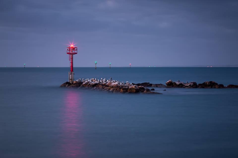 Leuchtfeuer © Mario Dirks